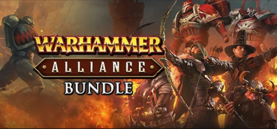 IndieGala's Warhammer Alliance Bundle