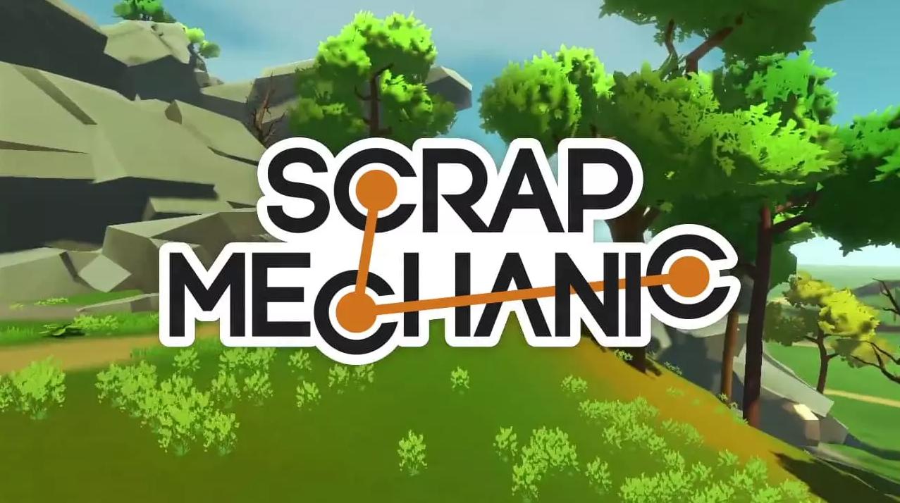 scrap mechanic update